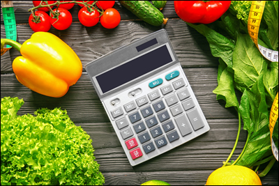 Food & Calculator
